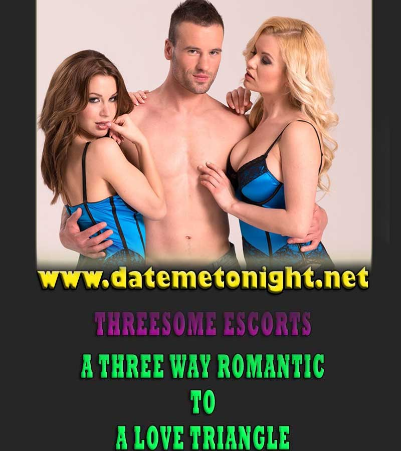 Threesome Escorts in Goa
