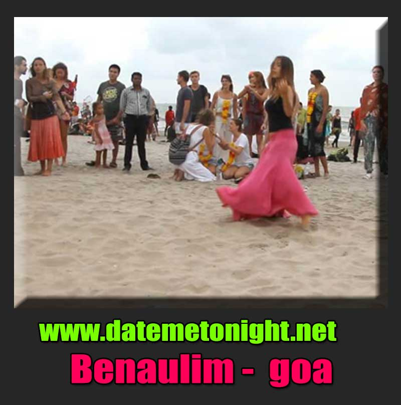 benaulim Escorts in Goa